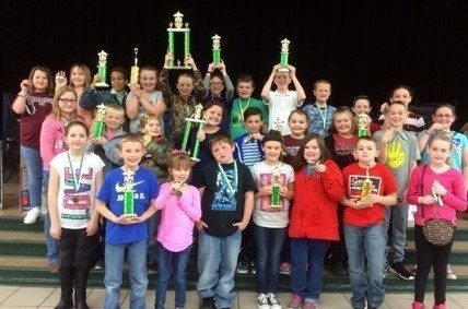 Central Academic Fair Winners