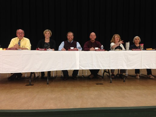 Vinton County Local School Board