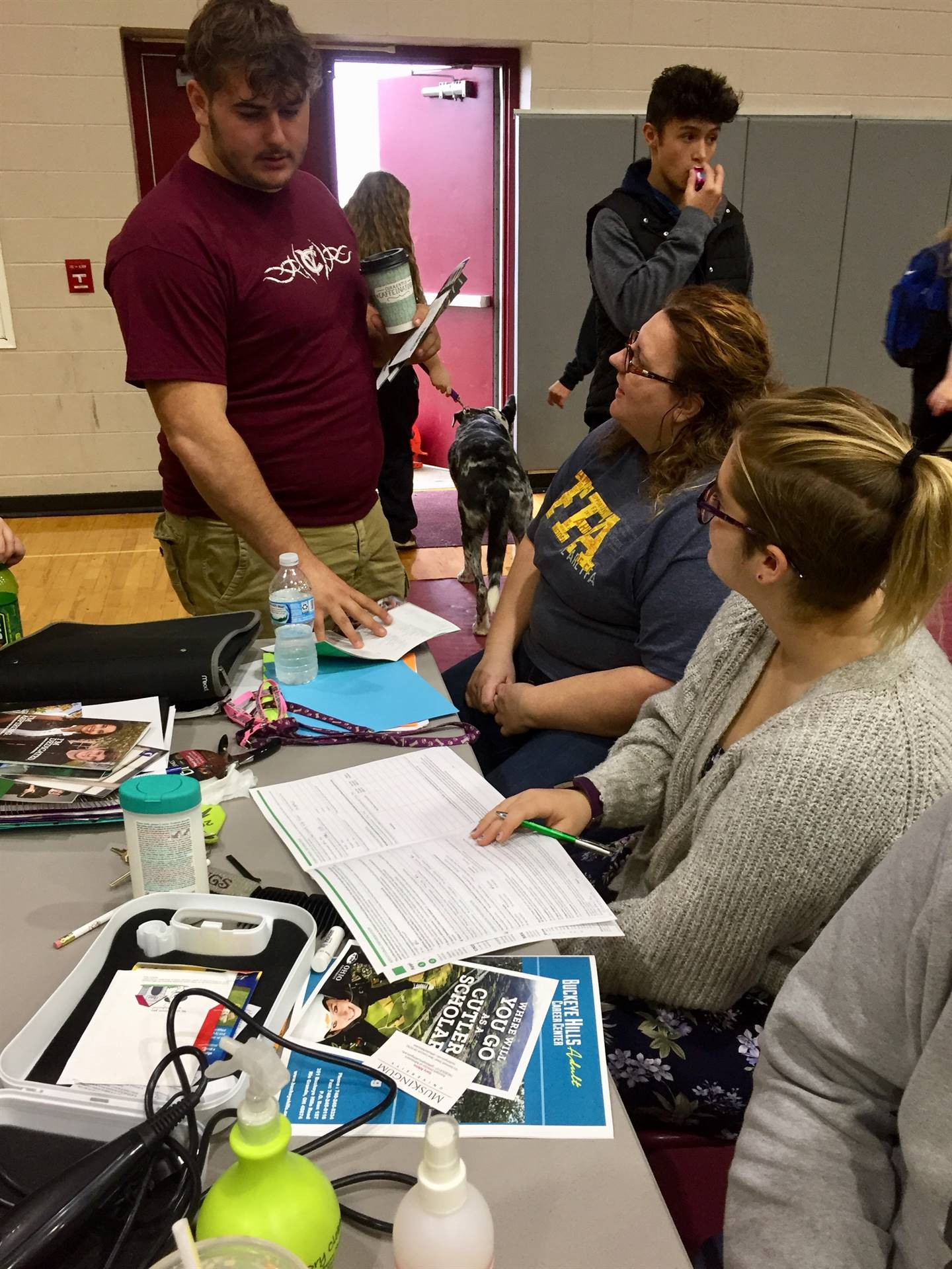 VCHS College/Career Fair - November 2018