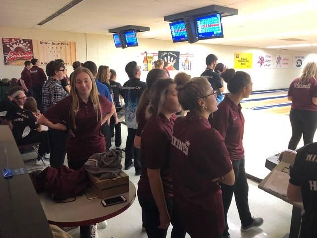 VCHS Bowling Team