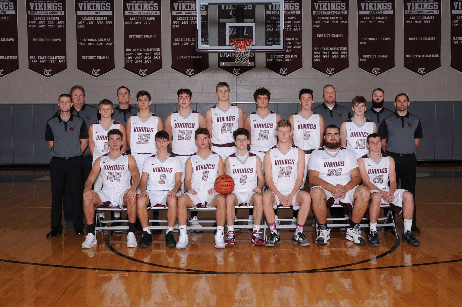 Varsity Boys Basketball