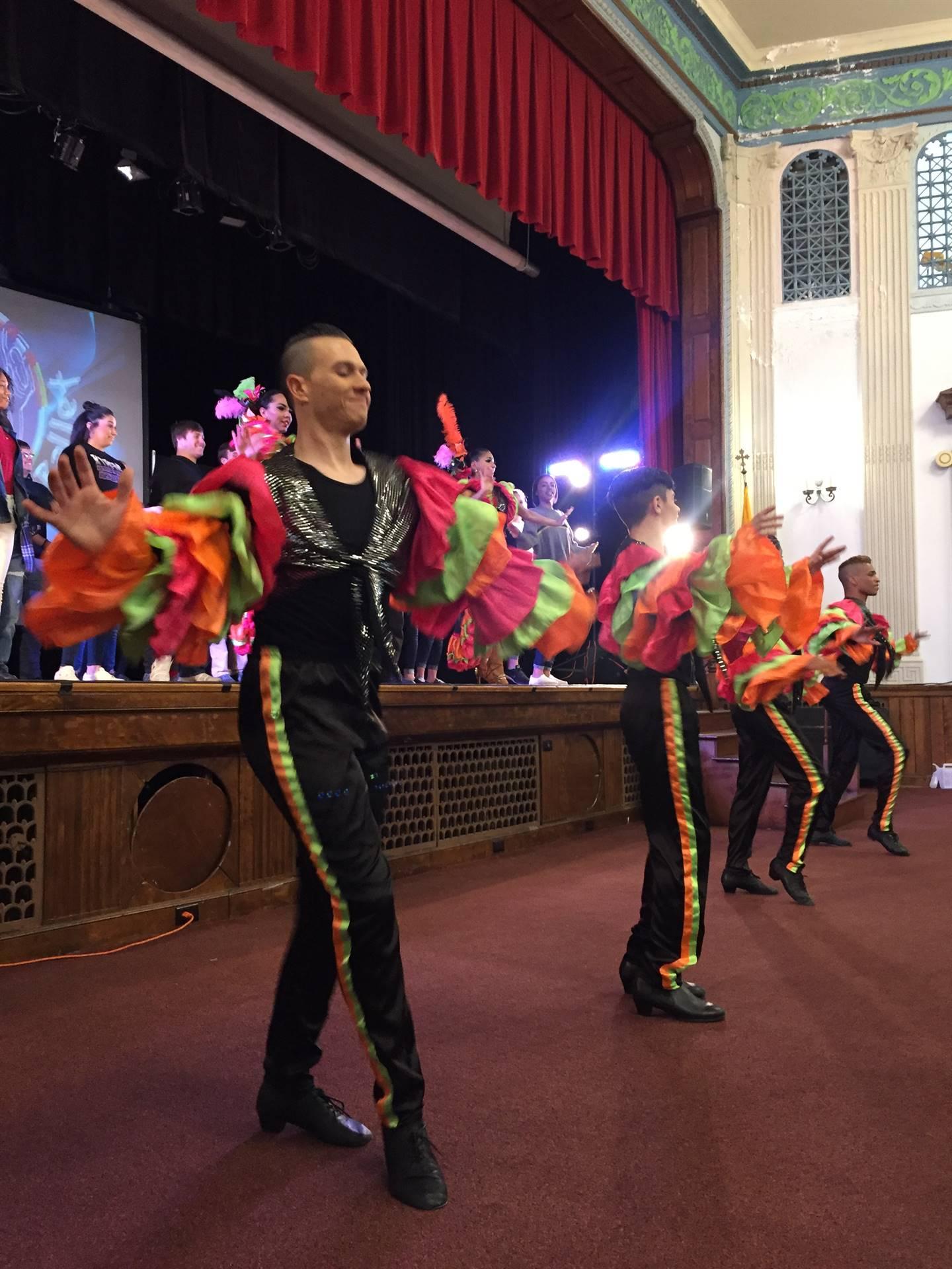 2018 Flamenco Field Trip