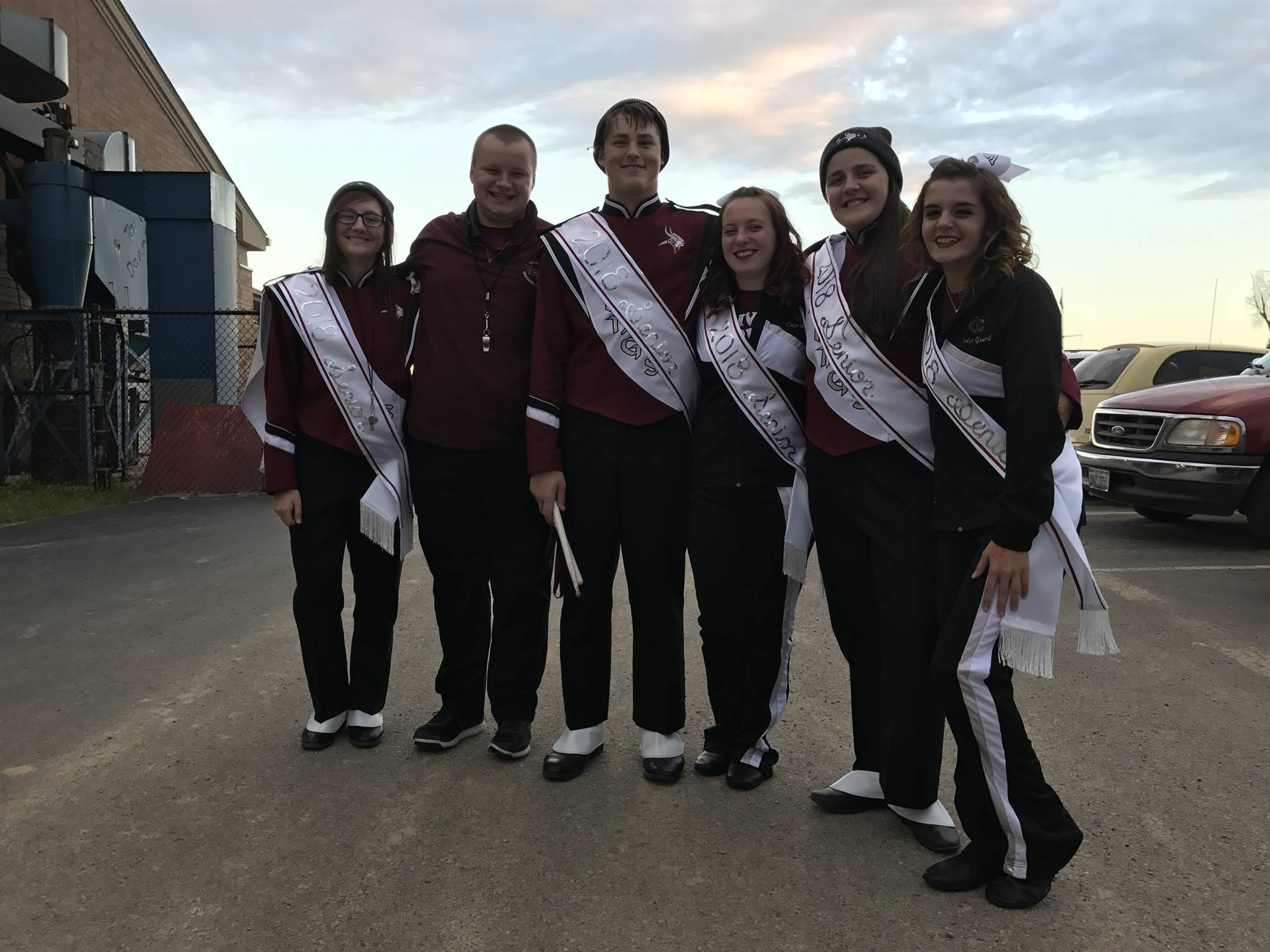 2017/2018 Marching Band