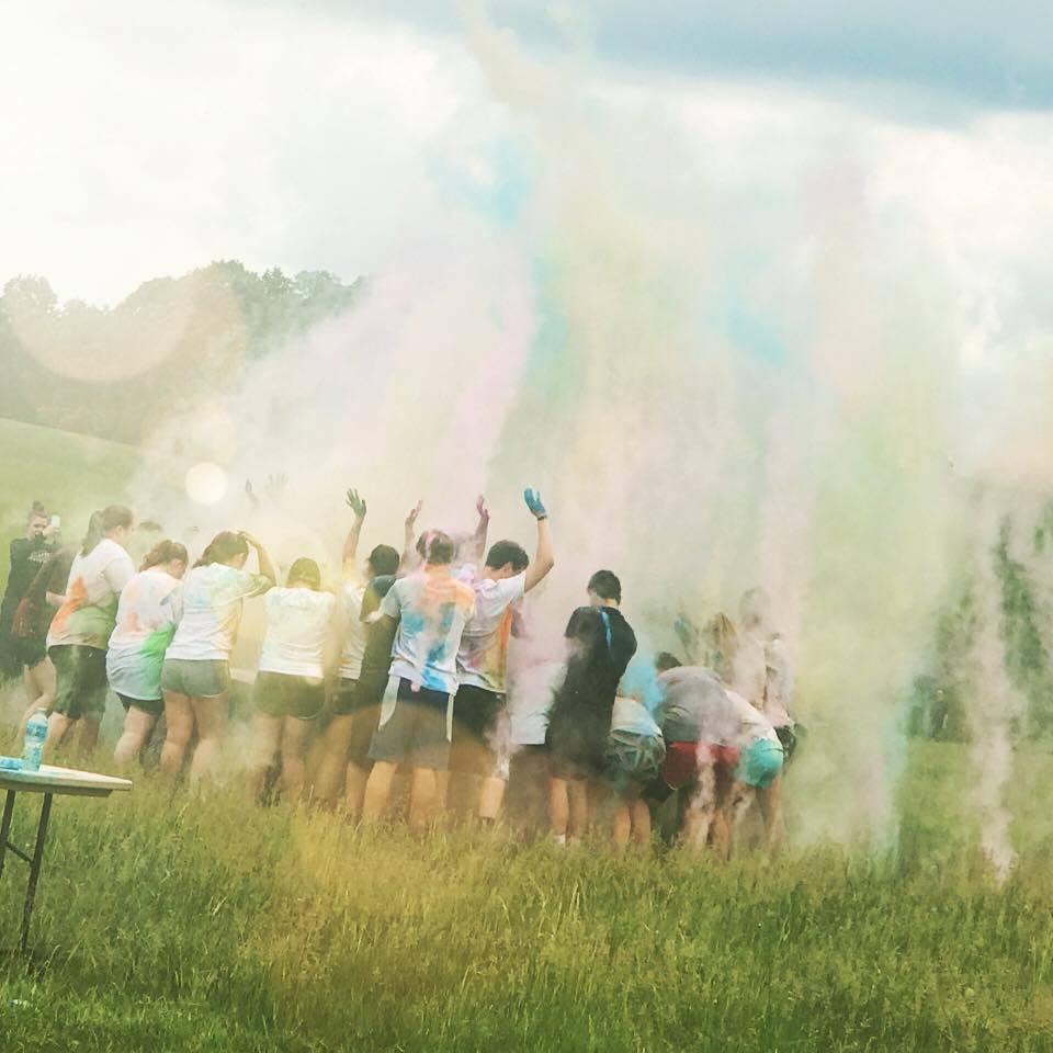 Keith Palmer Memorial Run/Walk - Color Run