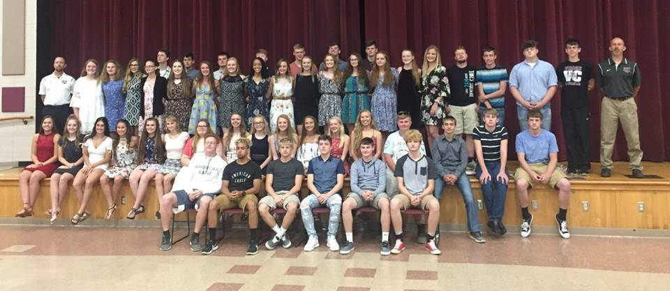 2018 Track and Field Banquet