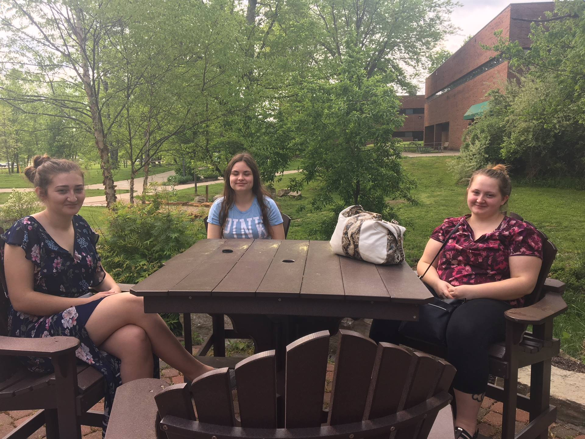 Sophomores visit Hocking College