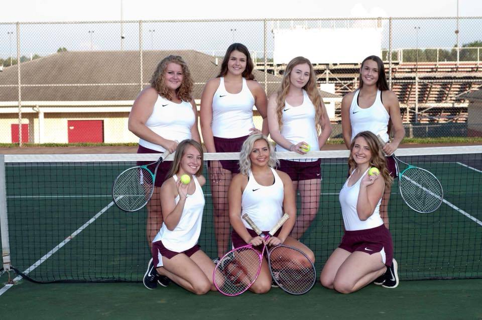 2018 Senior Tennis Players