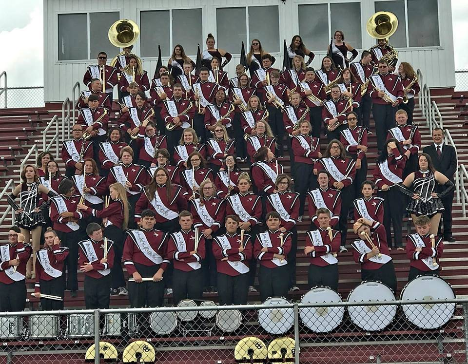 2018/2019 Marching Band