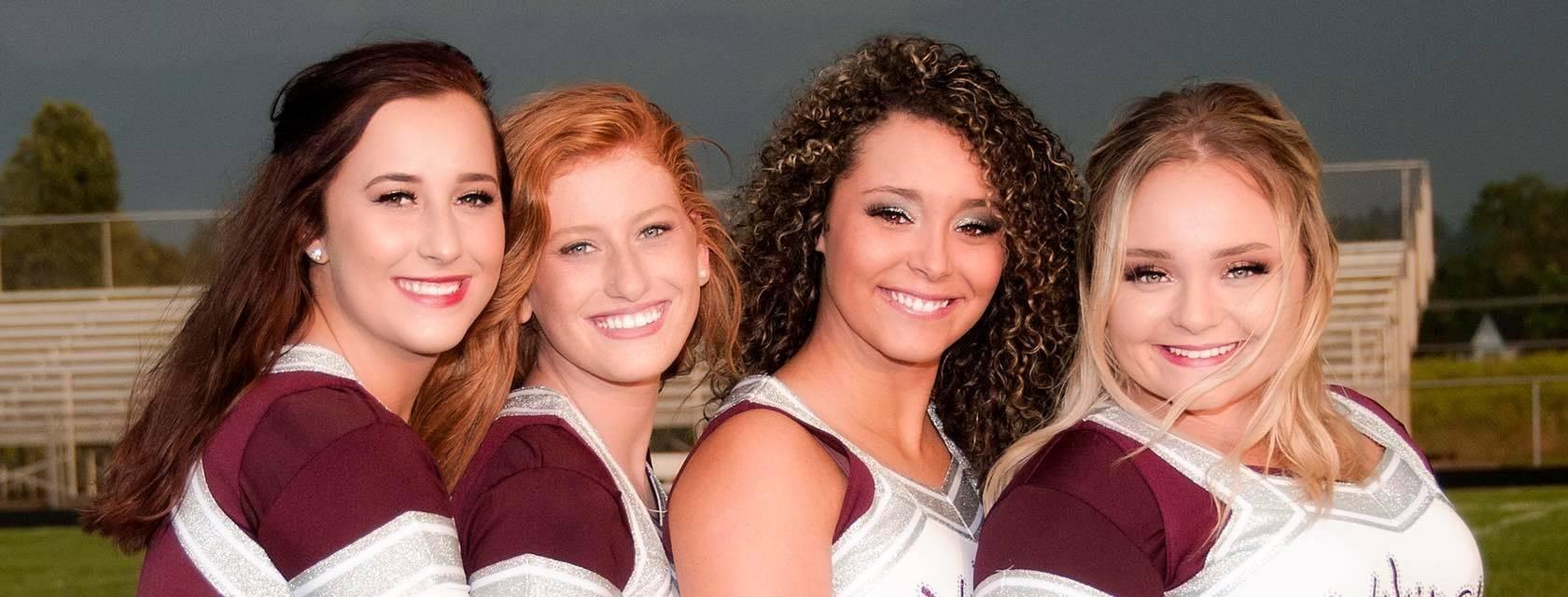 Class of 2019 Senior Cheerleaders