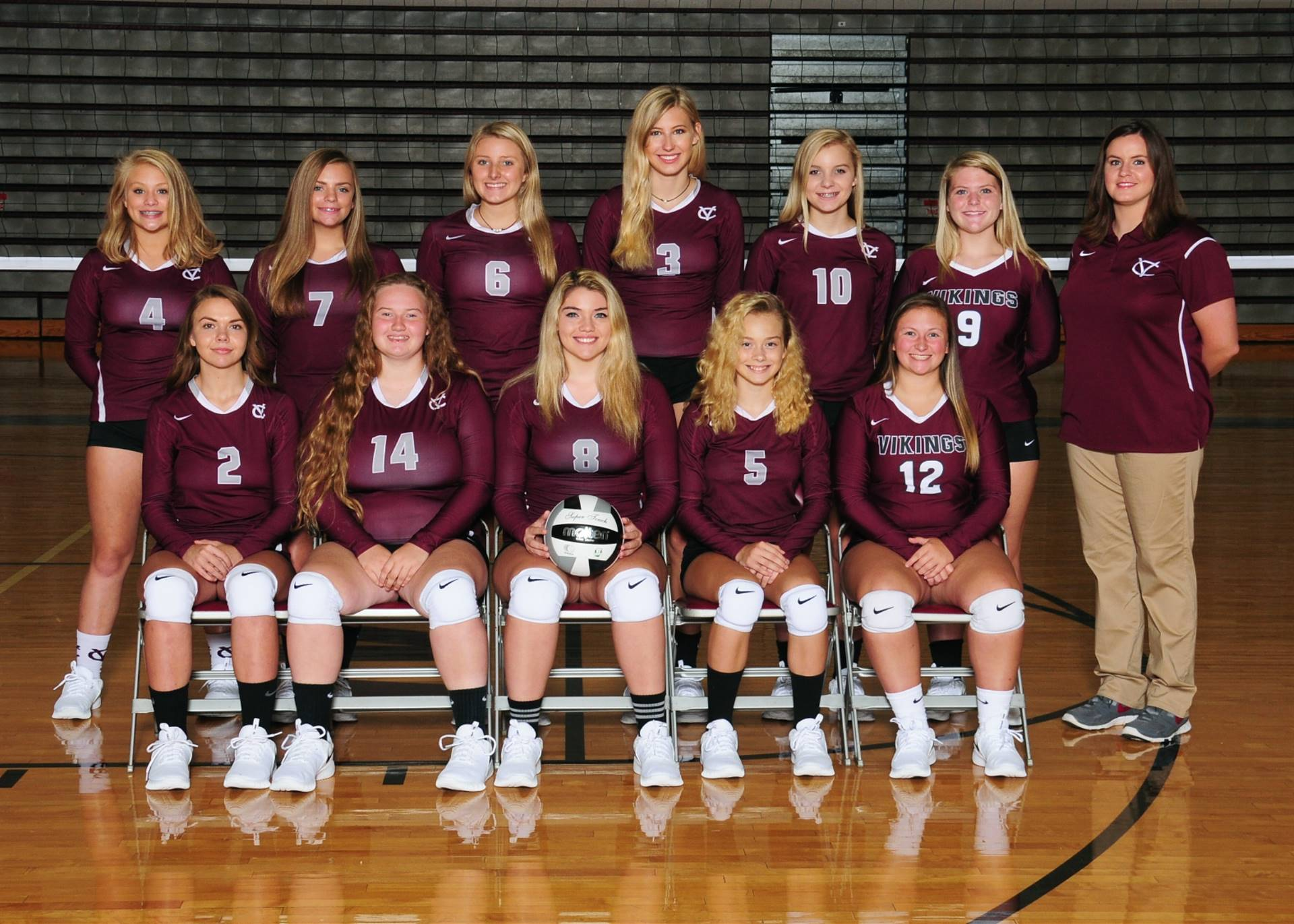 2018/2019 Junior Varsity Volleyball