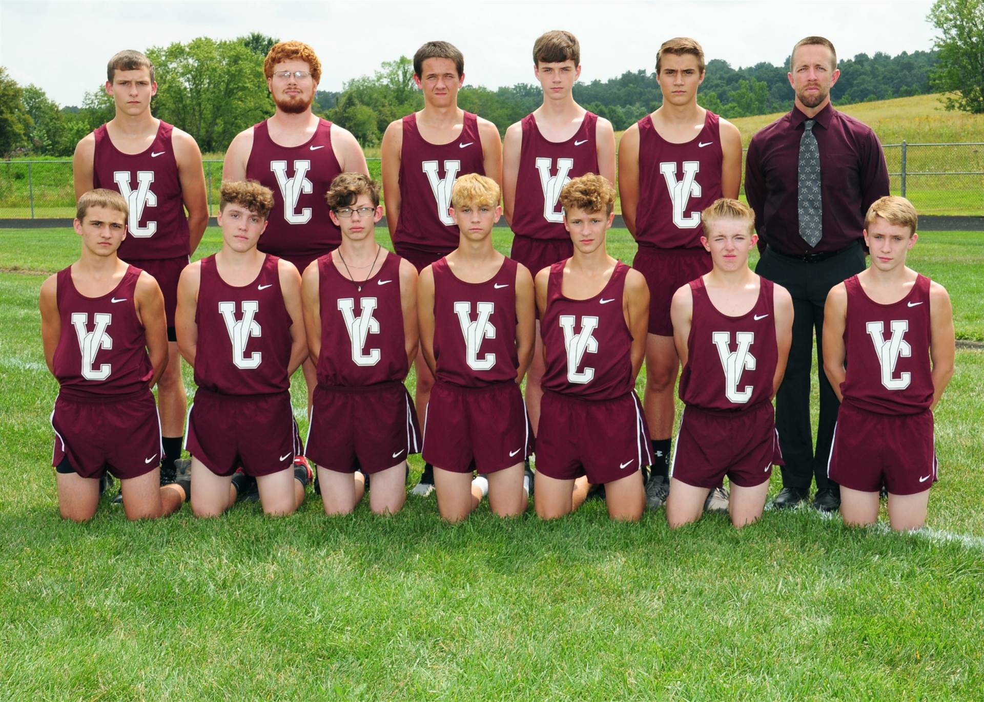 2018/2019 Boys Cross Country