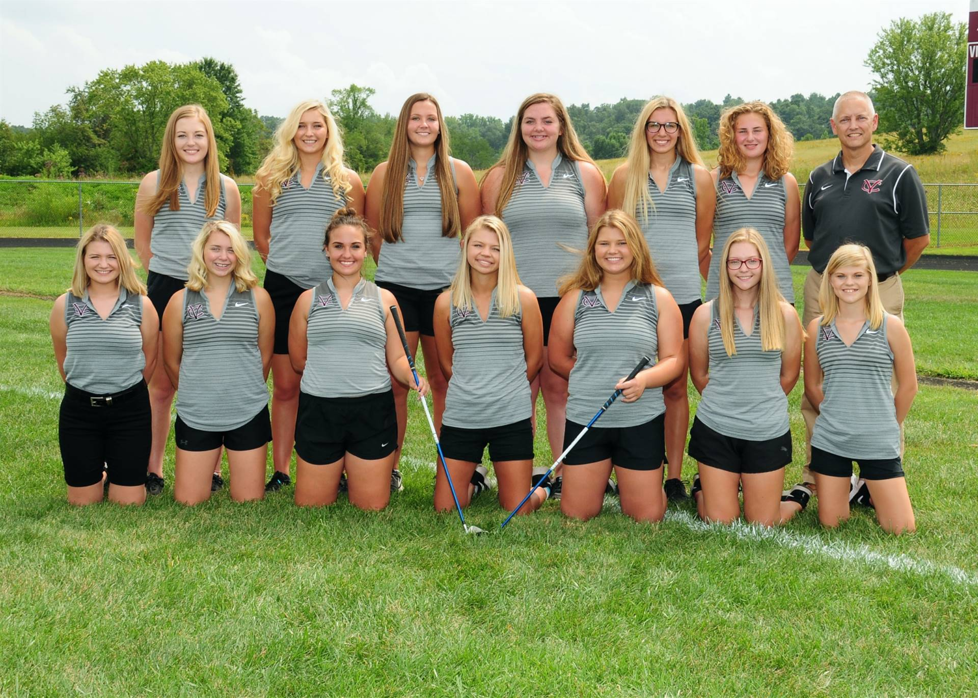 2018/2019 Girls Golf