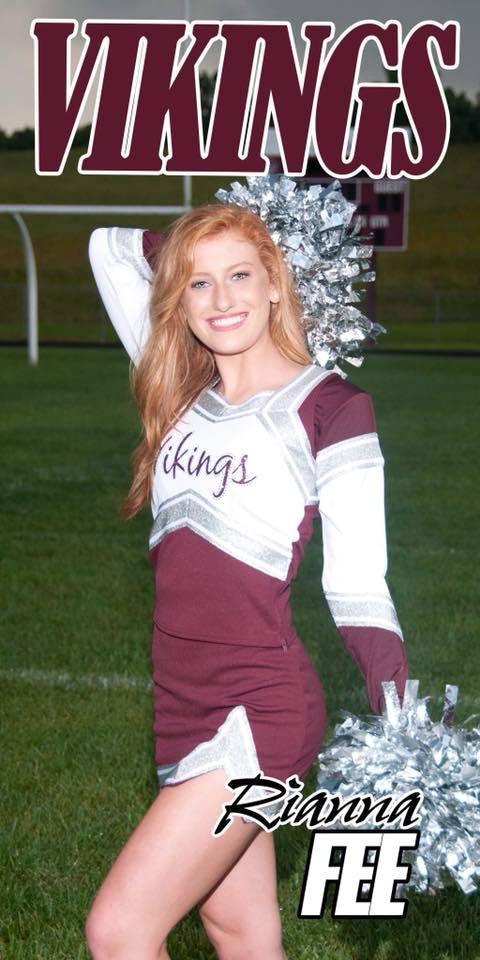 2018 Senior Cheerleader