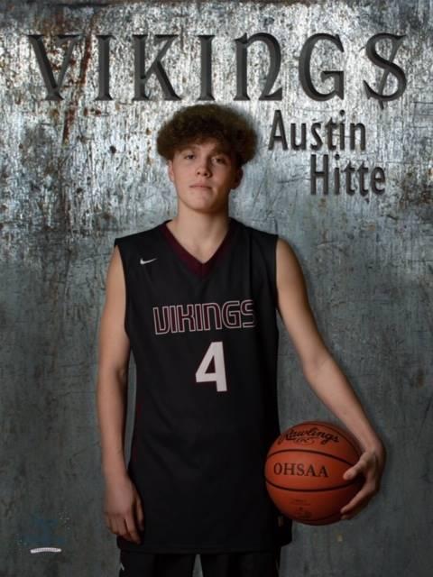2019 Senior, Austin Hitte