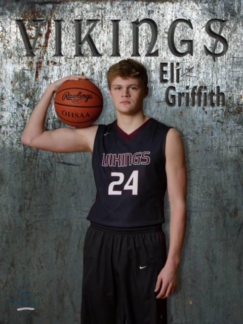 2019 Senior, Eli Griffith