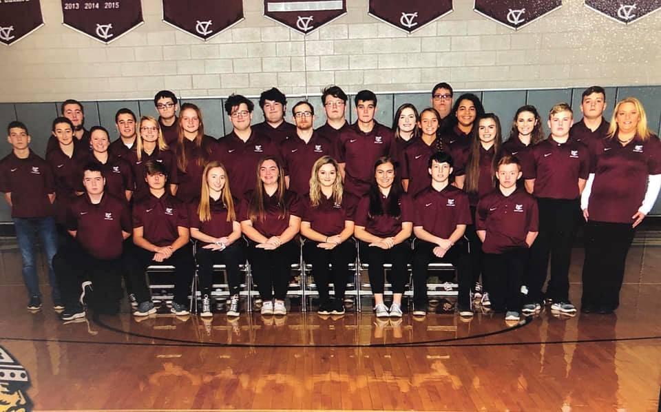 2018/2019 Bowling Team