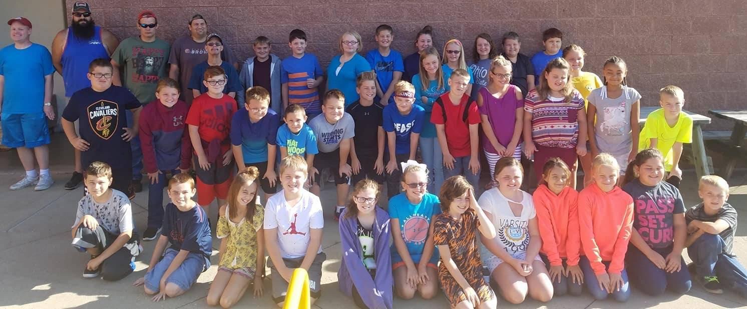 All 5th Grade class