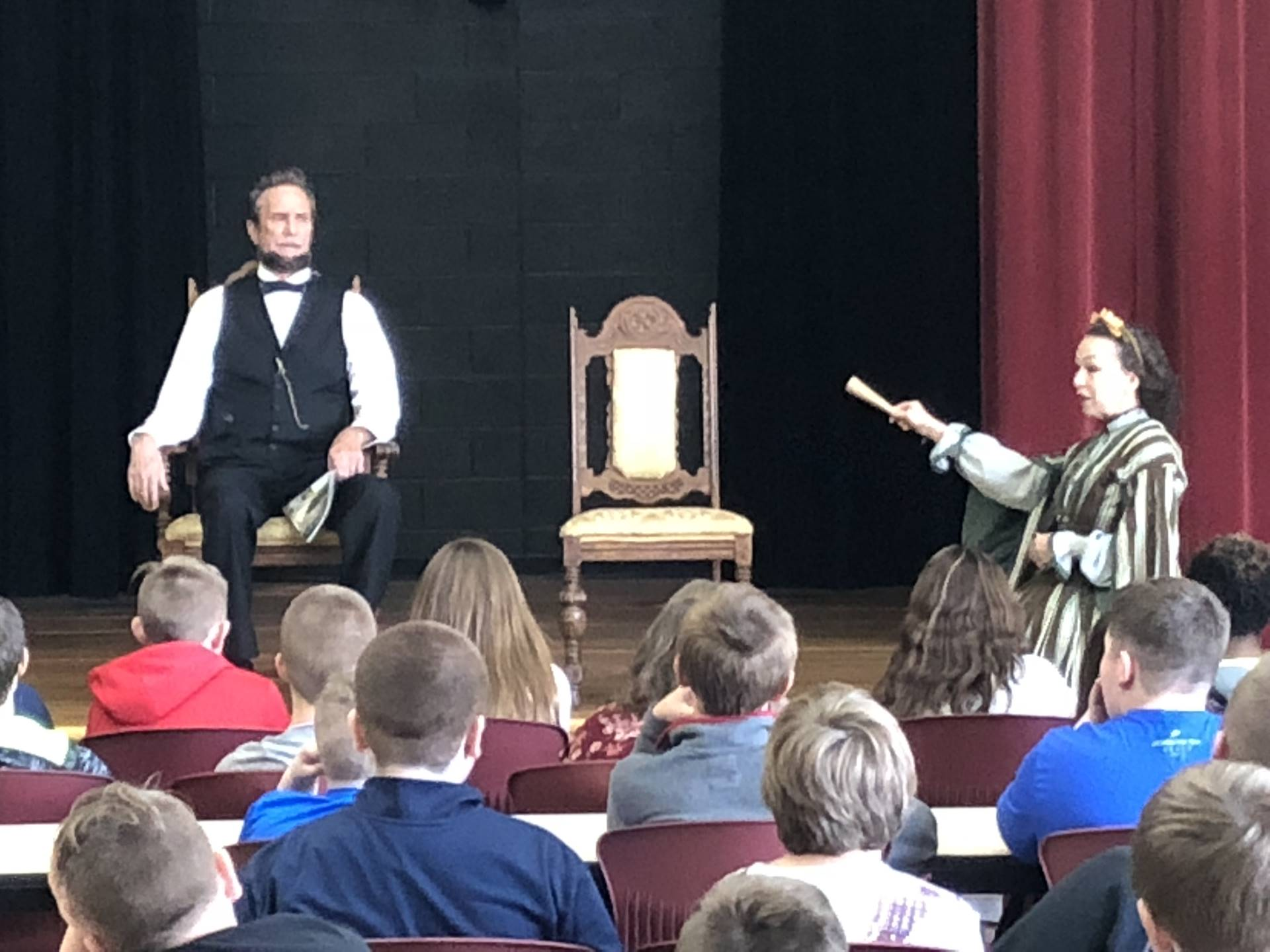 Abe Lincoln presentation