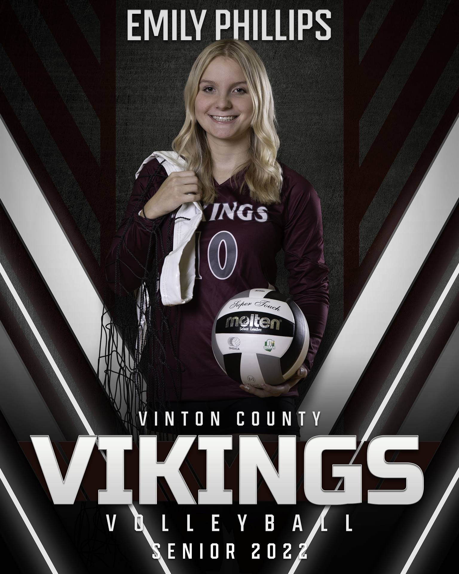 Emily Phillips - Volleyball
