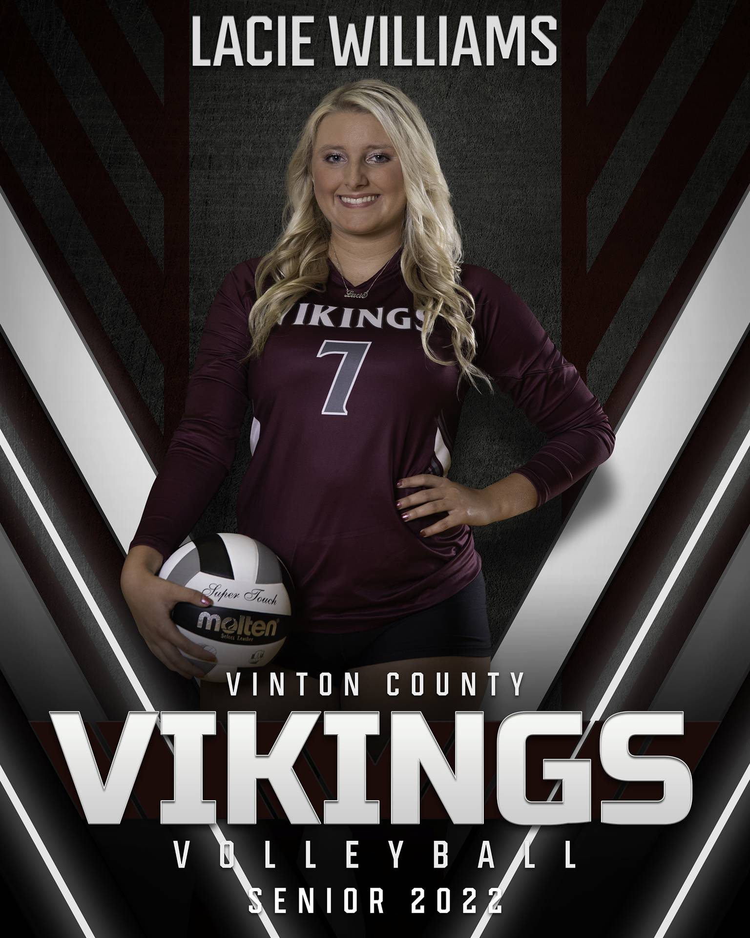 Lacie Williams - Volleyball