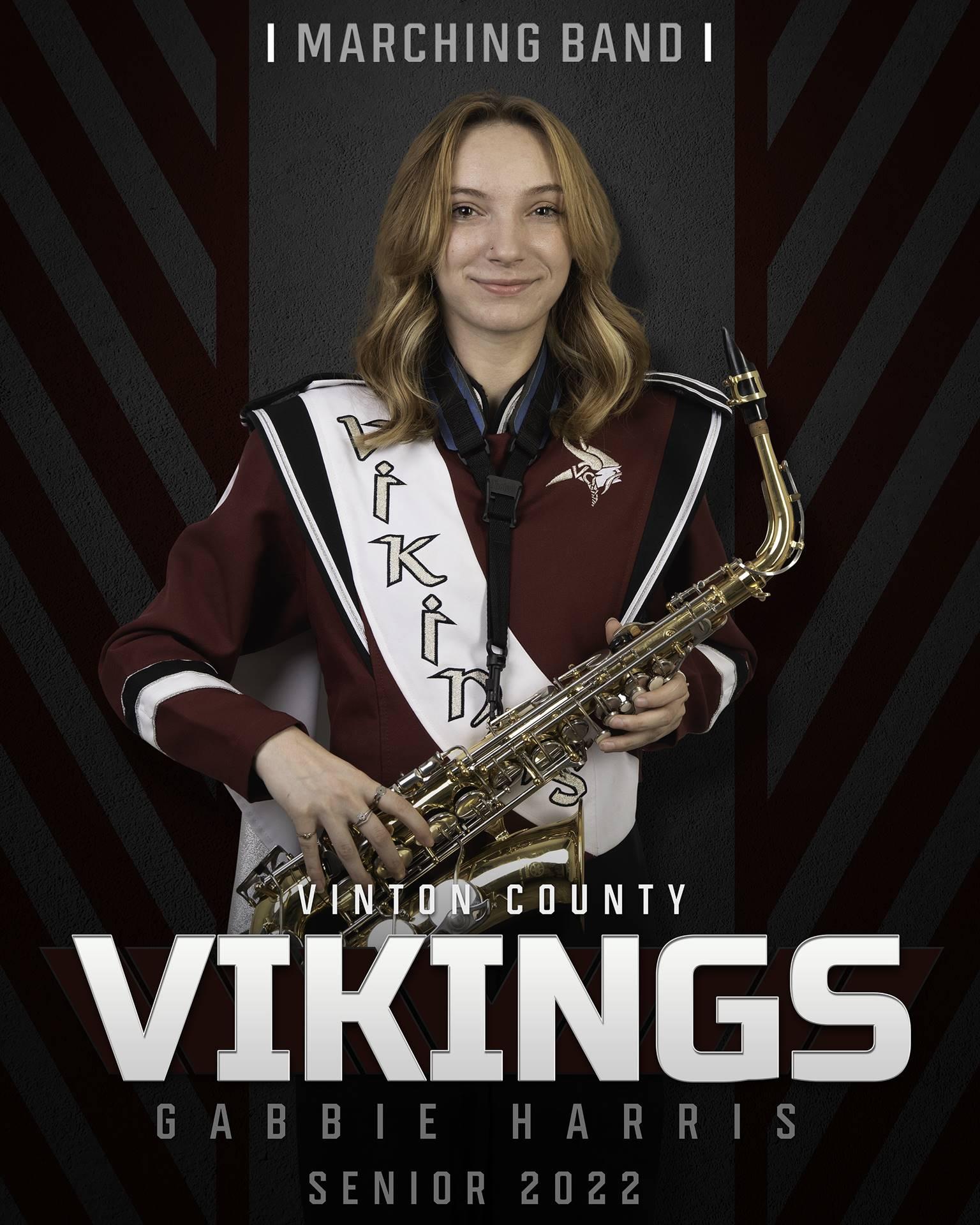 Gabbie Harris - Band
