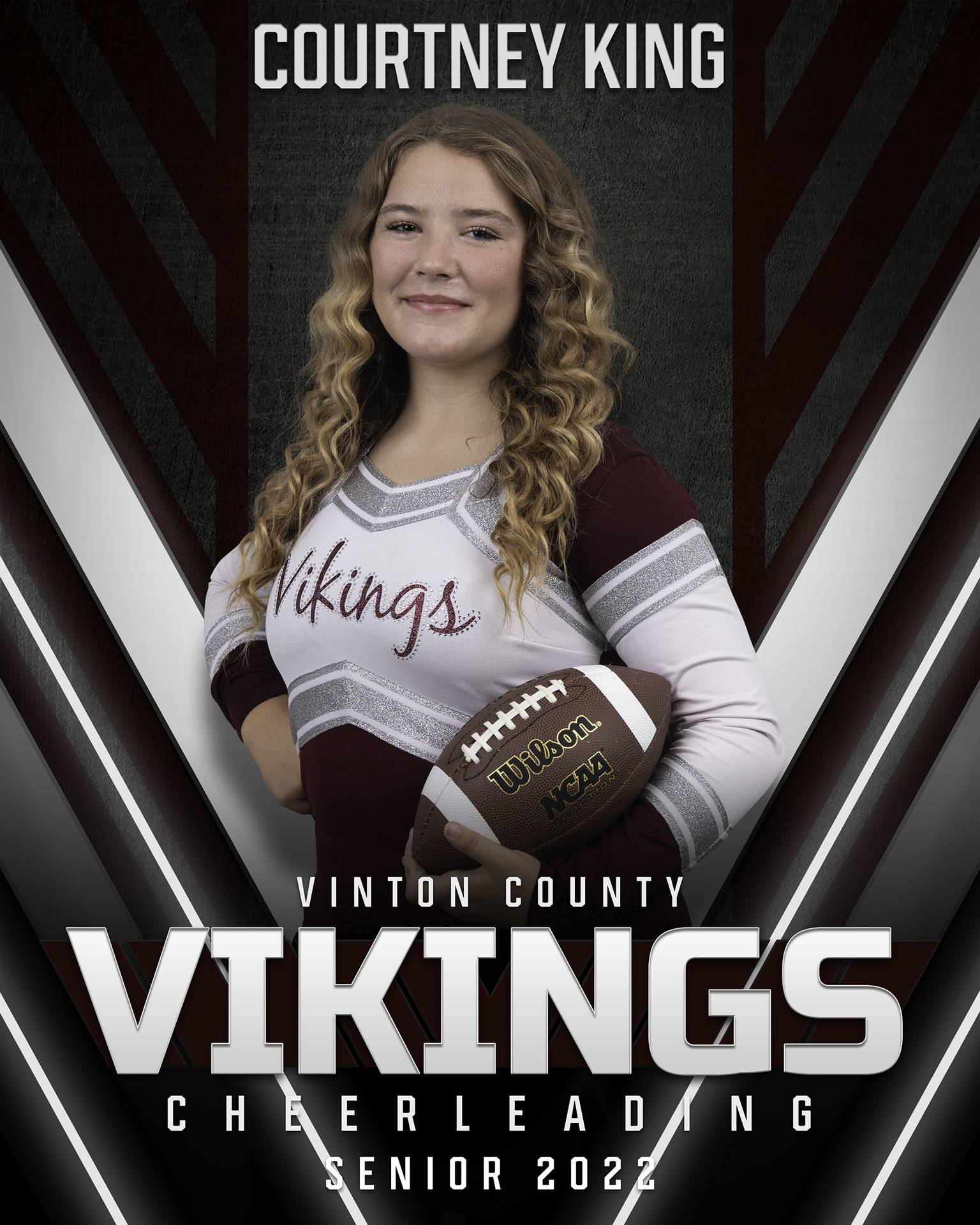 Courtney King - Cheerleading