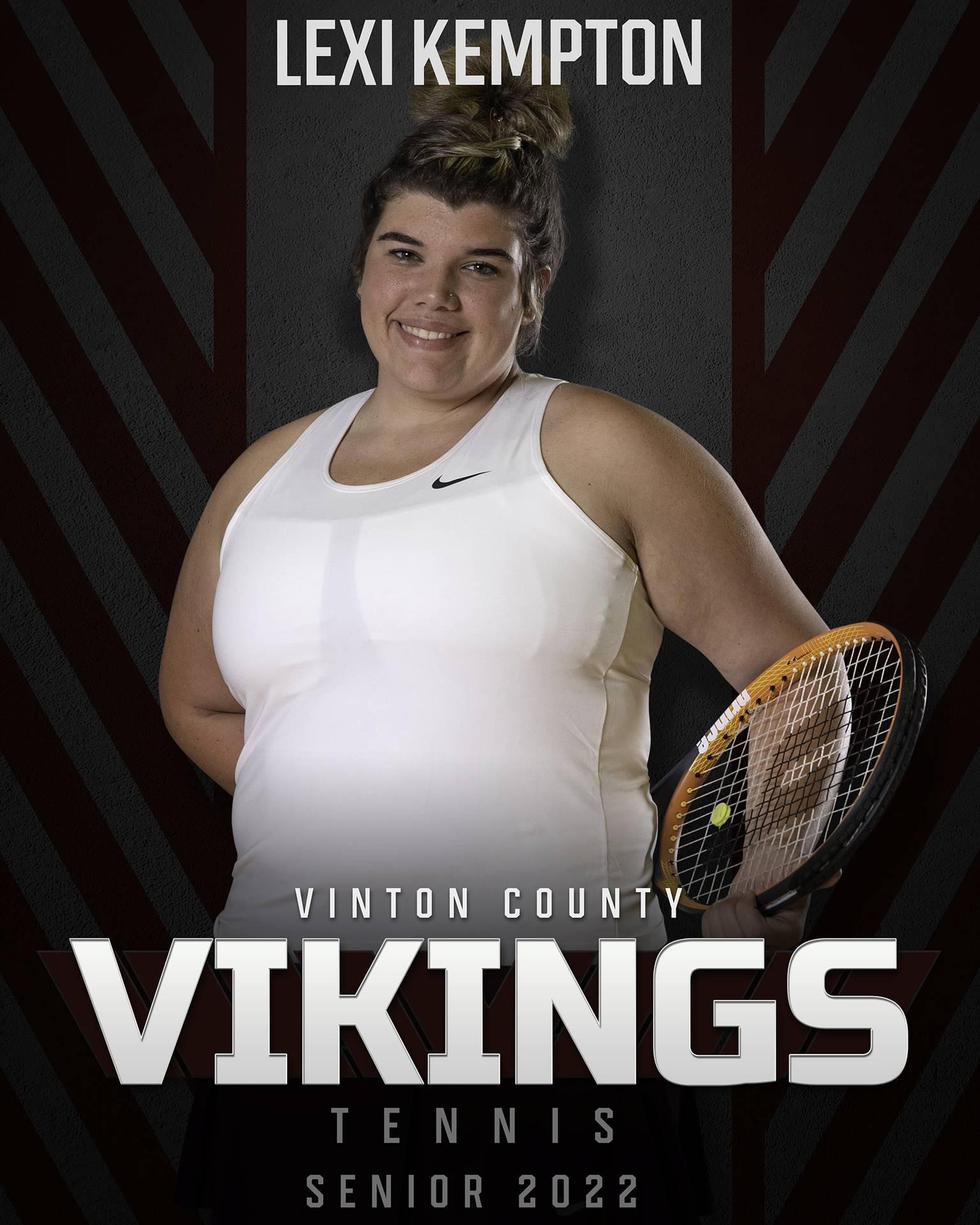 Lexi Kempton - Tennis