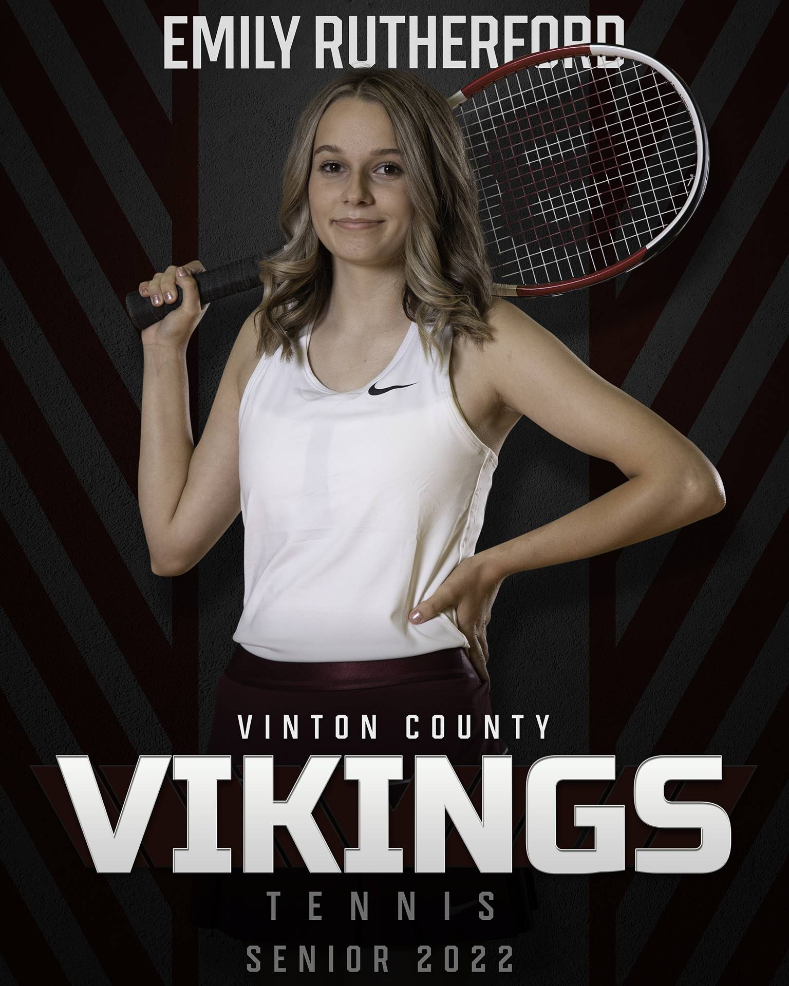 Emily Rutherford - Tennis
