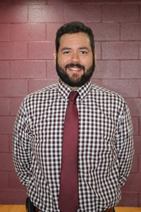 Photo of JJ Milliken, VCHS Principal